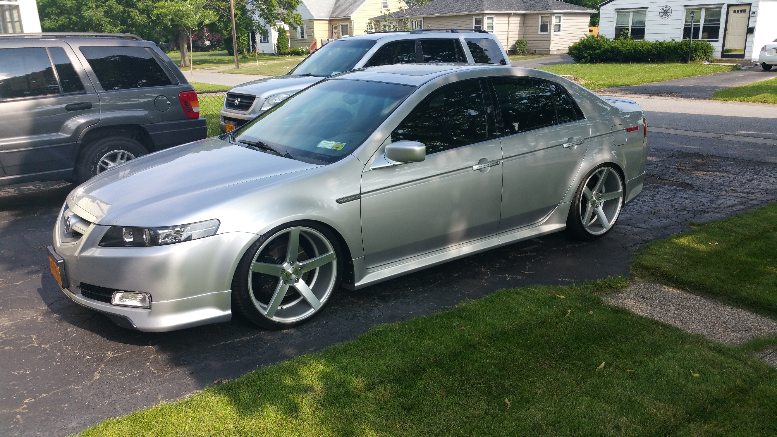 Closed 2006 Acura Tl Modified Low Miles Must See Lease Cityconnectapps