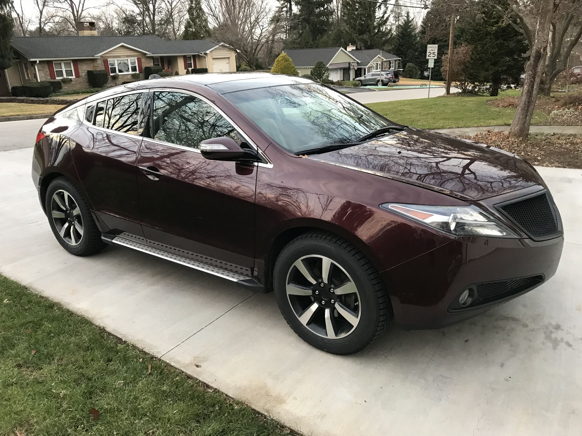 Black Cherry Zdx Mods Acurazine Acura Enthusiast Community Grill Cityconnectapps