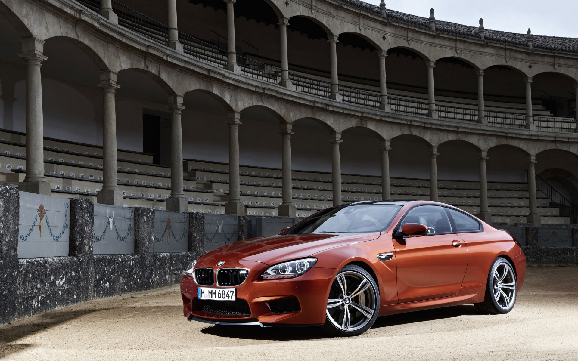 2013 Bmw M6 Coupe Wallpaper Hd Car Wallpapers Id 2814 ...