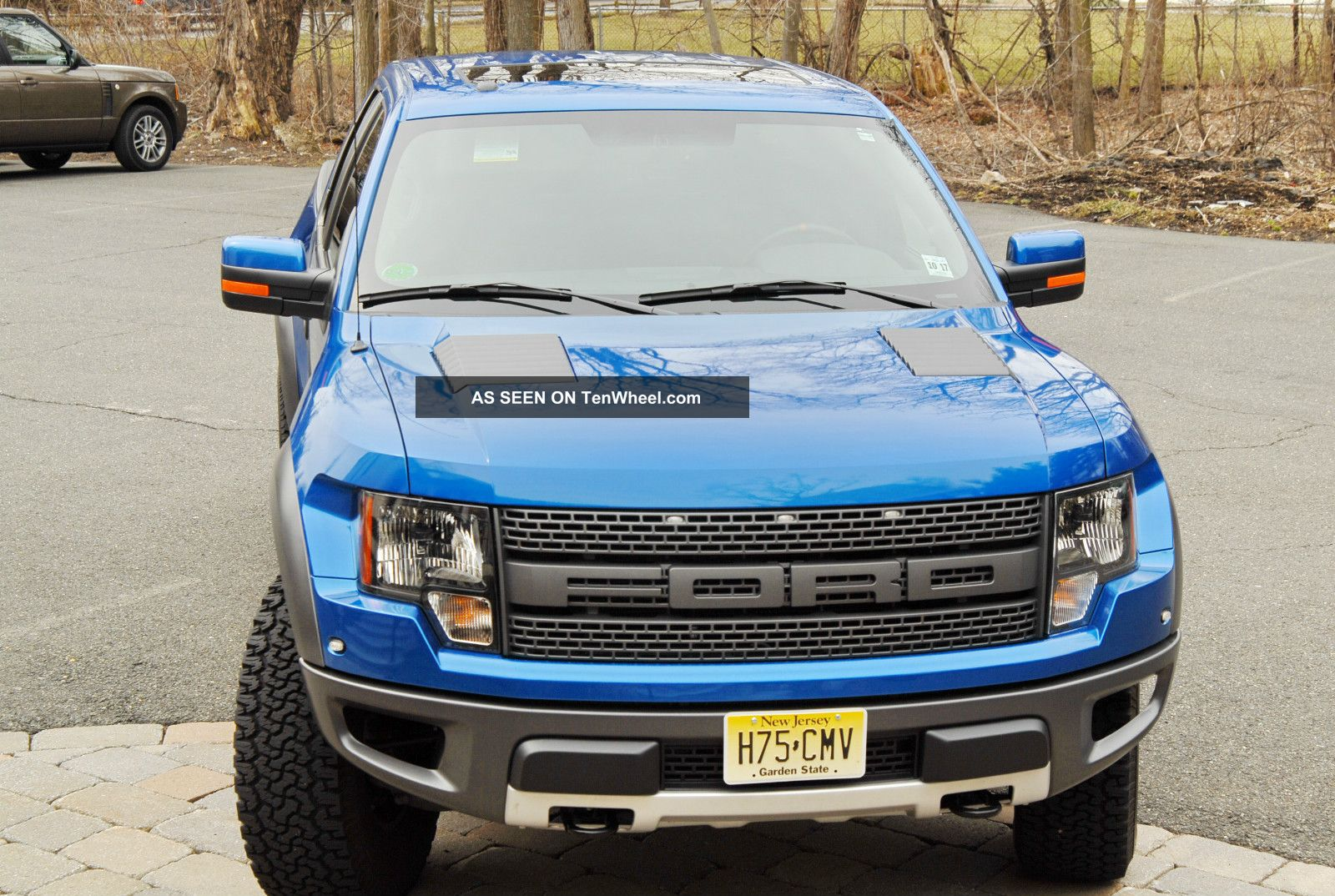2012 ford f 150 svt raptor extended cab pickup 4 door