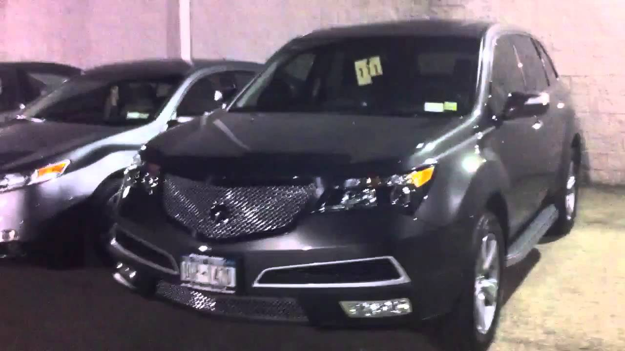 Acura Mdx 2011 Chrome Mesh Grill Cityconnectapps
