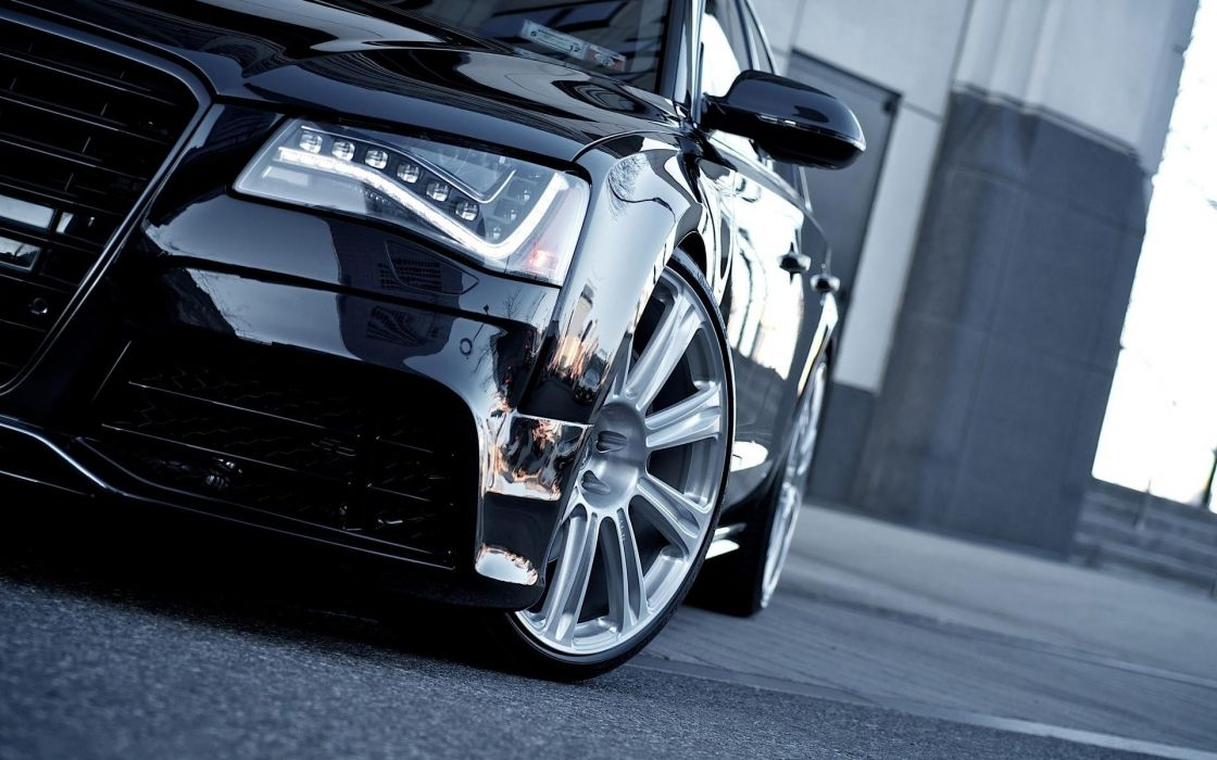 black cars sports coupe audi a8 hybrid wallpaper 1920x1200 2013