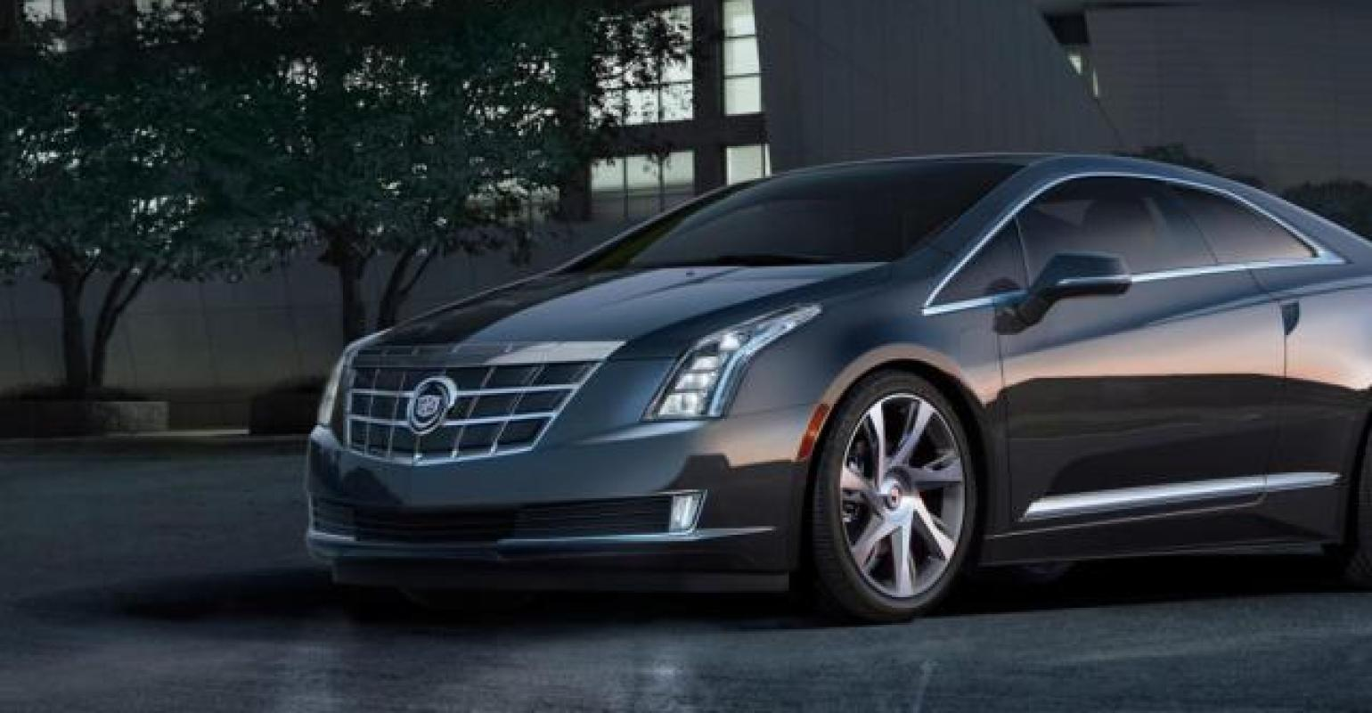 Gm Prices Cadillac Elr Electric Vehicle At 75 995 Commercial