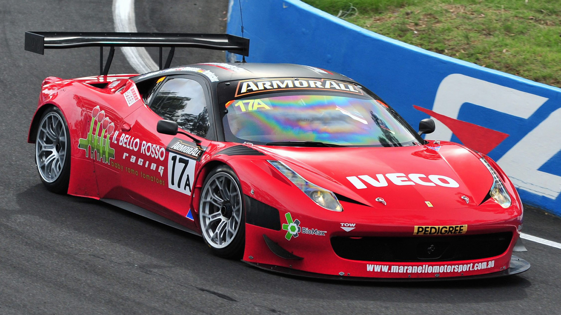 2011 Ferrari 458 Italia Gt3 Wallpapers And Hd Images Wallpaper De Cityconnectapps