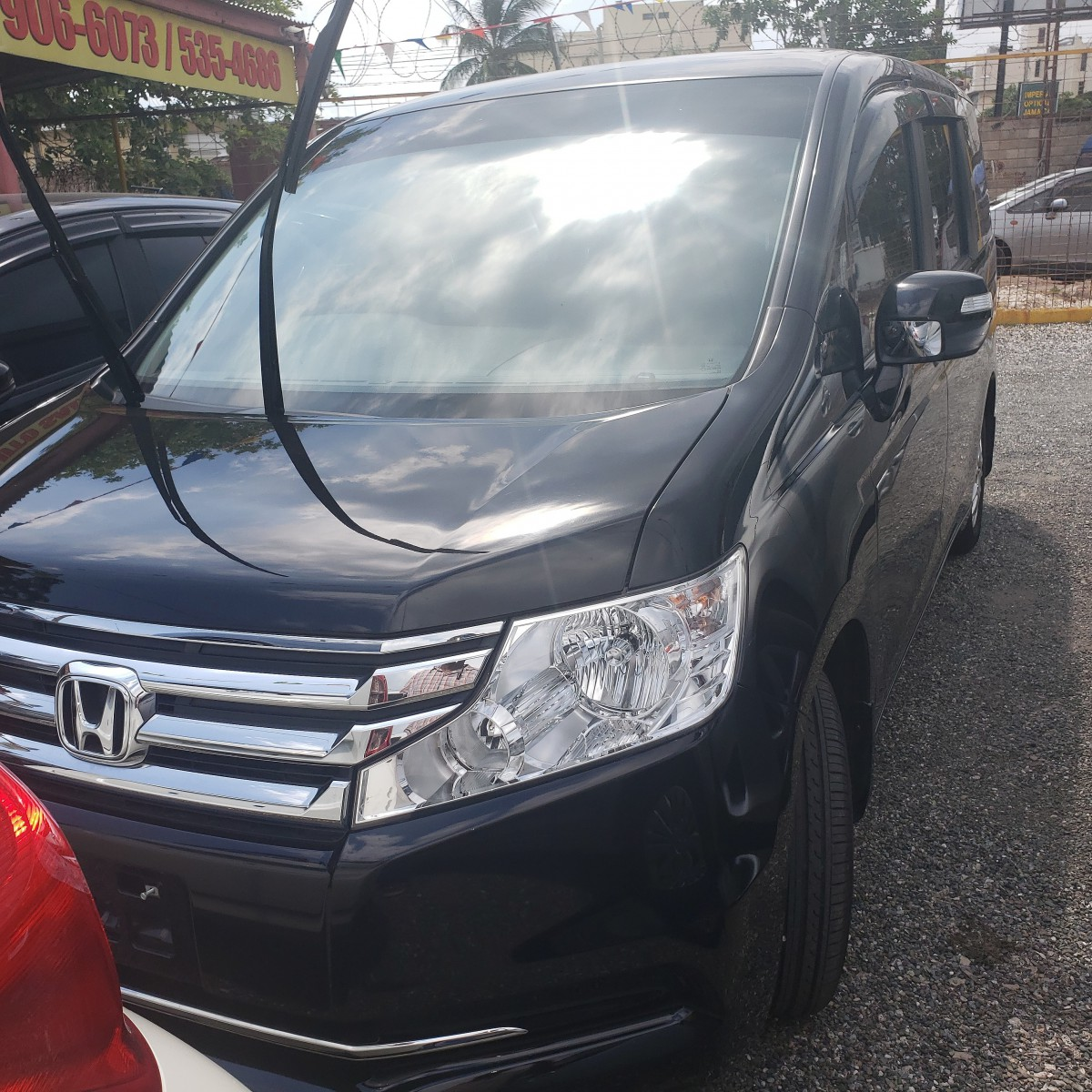 2014 Honda Step Wagon For Sale In Kingston St Andrew