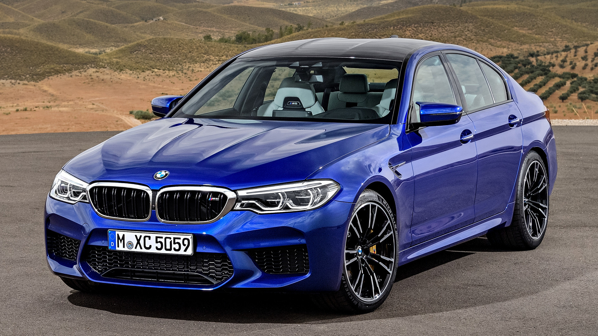 2018 Bmw M5 Wallpapers And Hd Images Car Pixel Wallpaper ...