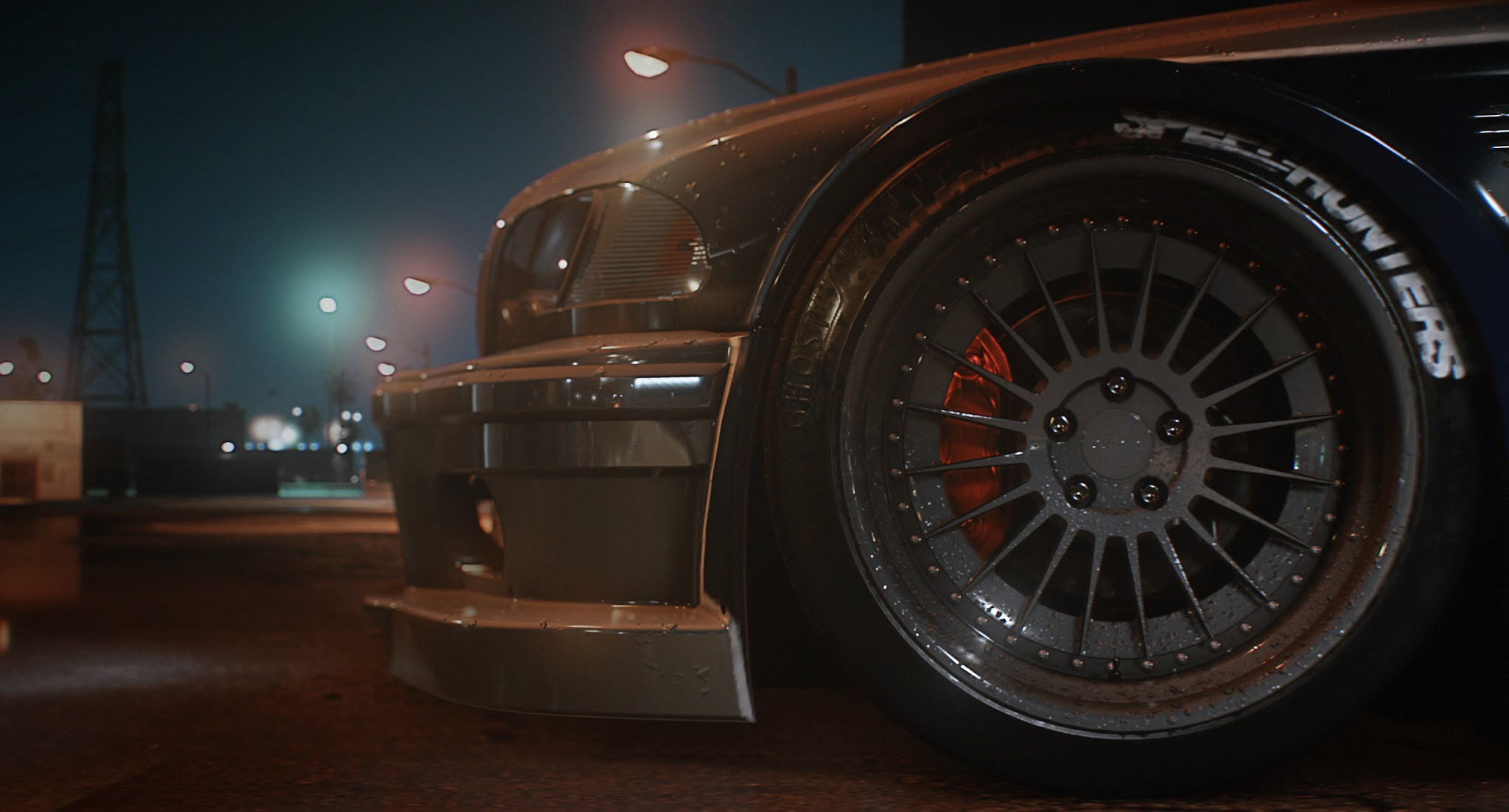 Need For Speed 2015 Video Games Bmw M3 E46 Gtr Wallpaper
