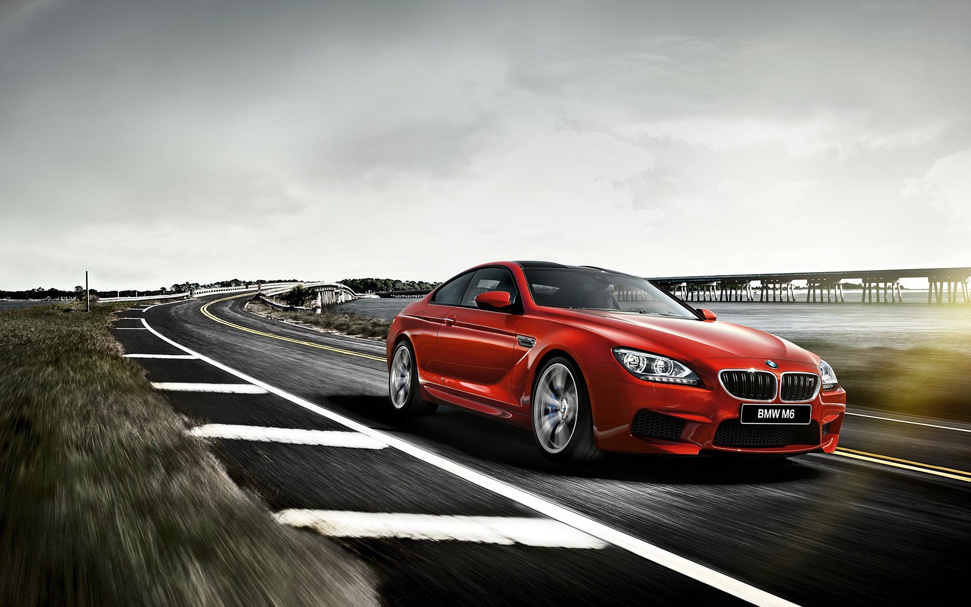 2015 Bmw M6 F13 Coupe Wallpaper Hd Car Wallpapers Id 5892 ...
