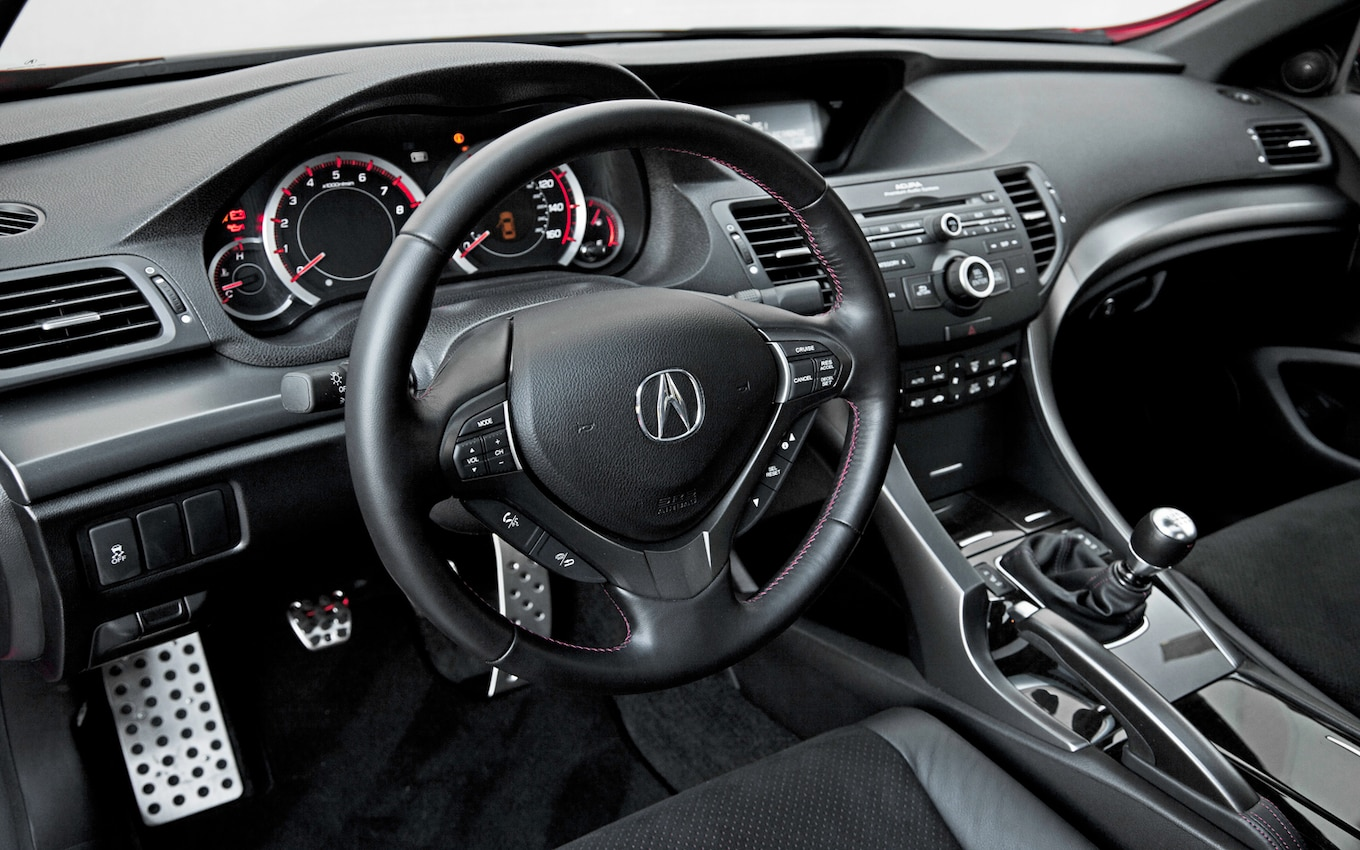 Acura Tsx Reviews Research New Used Models Motor Trend Transmission