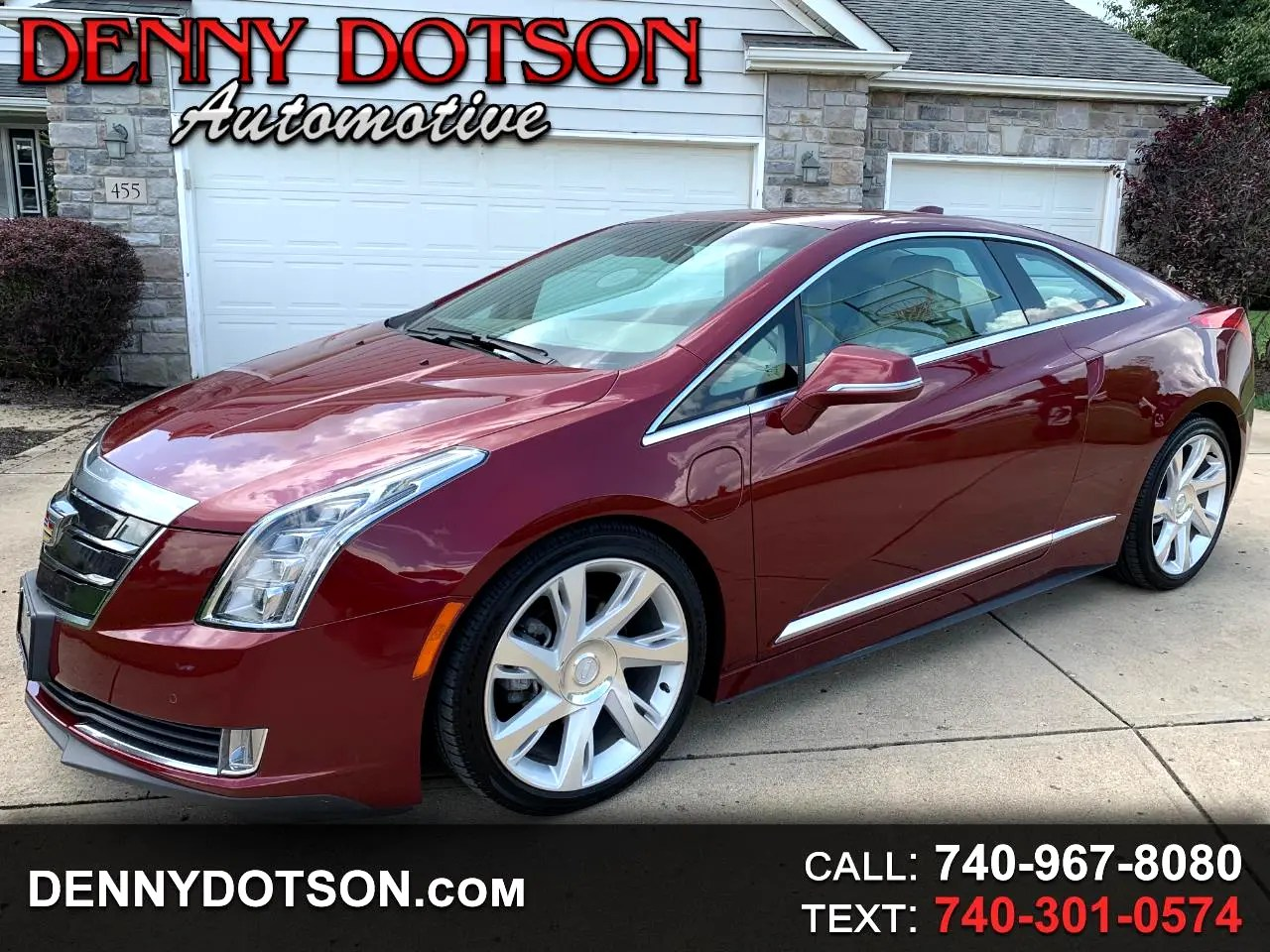 Used 2016 Cadillac Elr For Sale In Johnstown Oh 43031 Denny Heated Steering Wheel