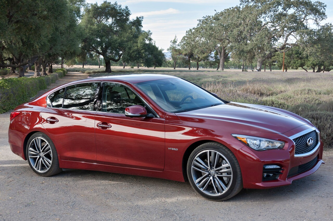 Used 2014 Infiniti Q50 For Sale Pricing Features Edmunds Sedan