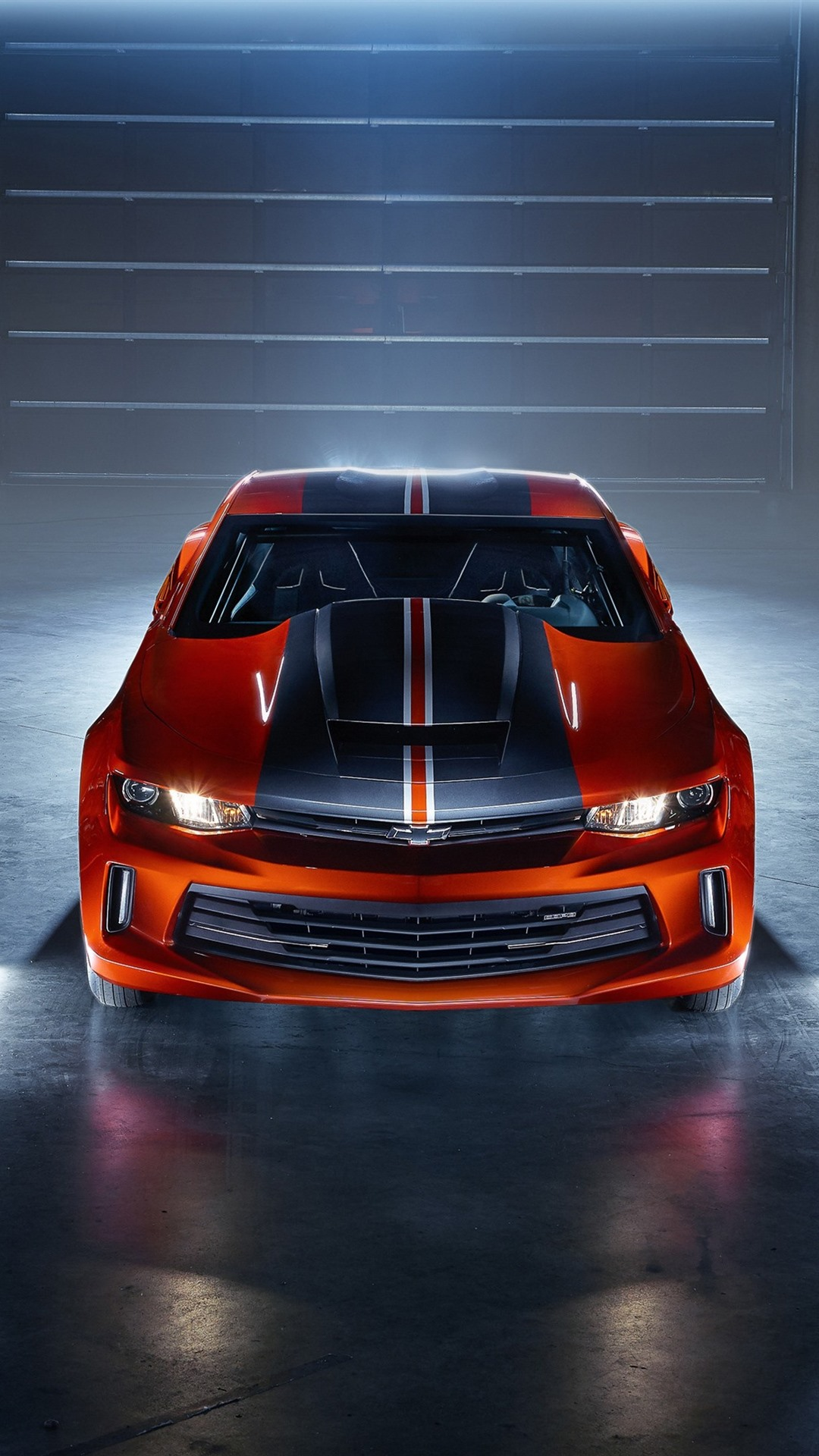Chevrolet Camaro Cars Front View 1080x1920 Iphone 8 7 6 6s Muscle Car Plus Wallpaper Cityconnectapps