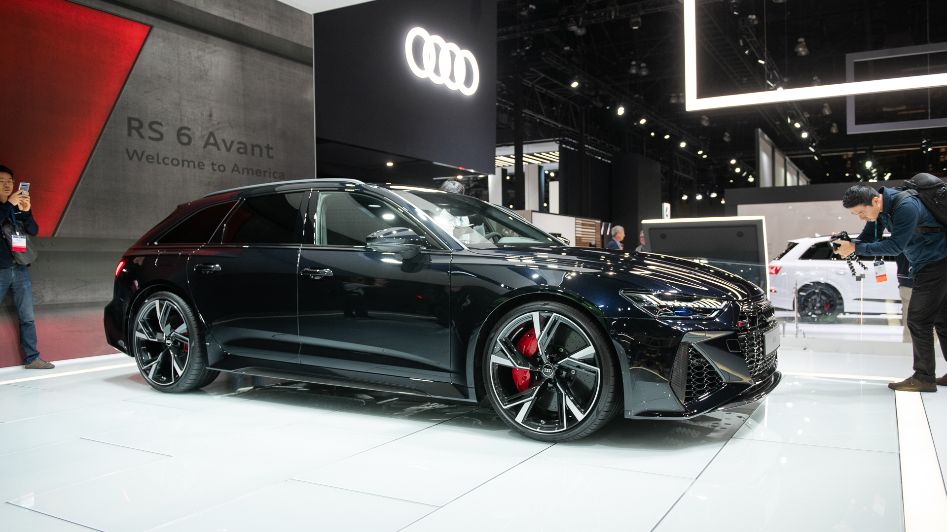 2020 Audi Rs 6 Avant Is An Angry Wagon Due On Sale In The ...