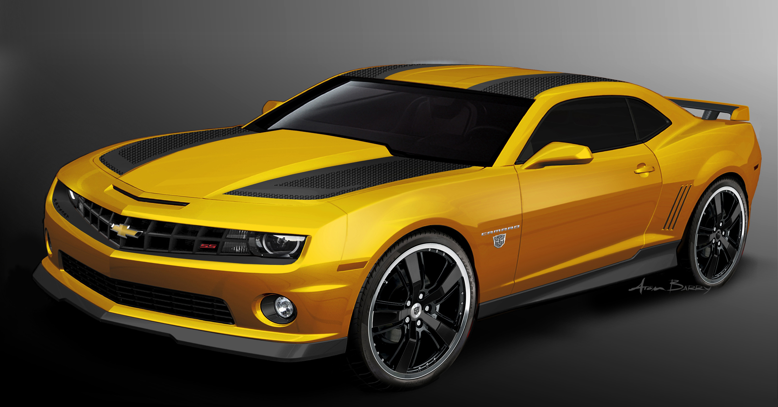 chevrolet camaro bumblebee the buzz is back features