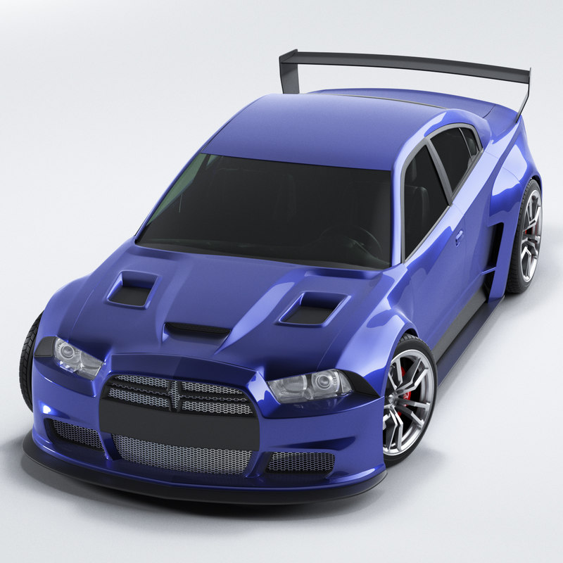 Dodge Charger 2012 Photo