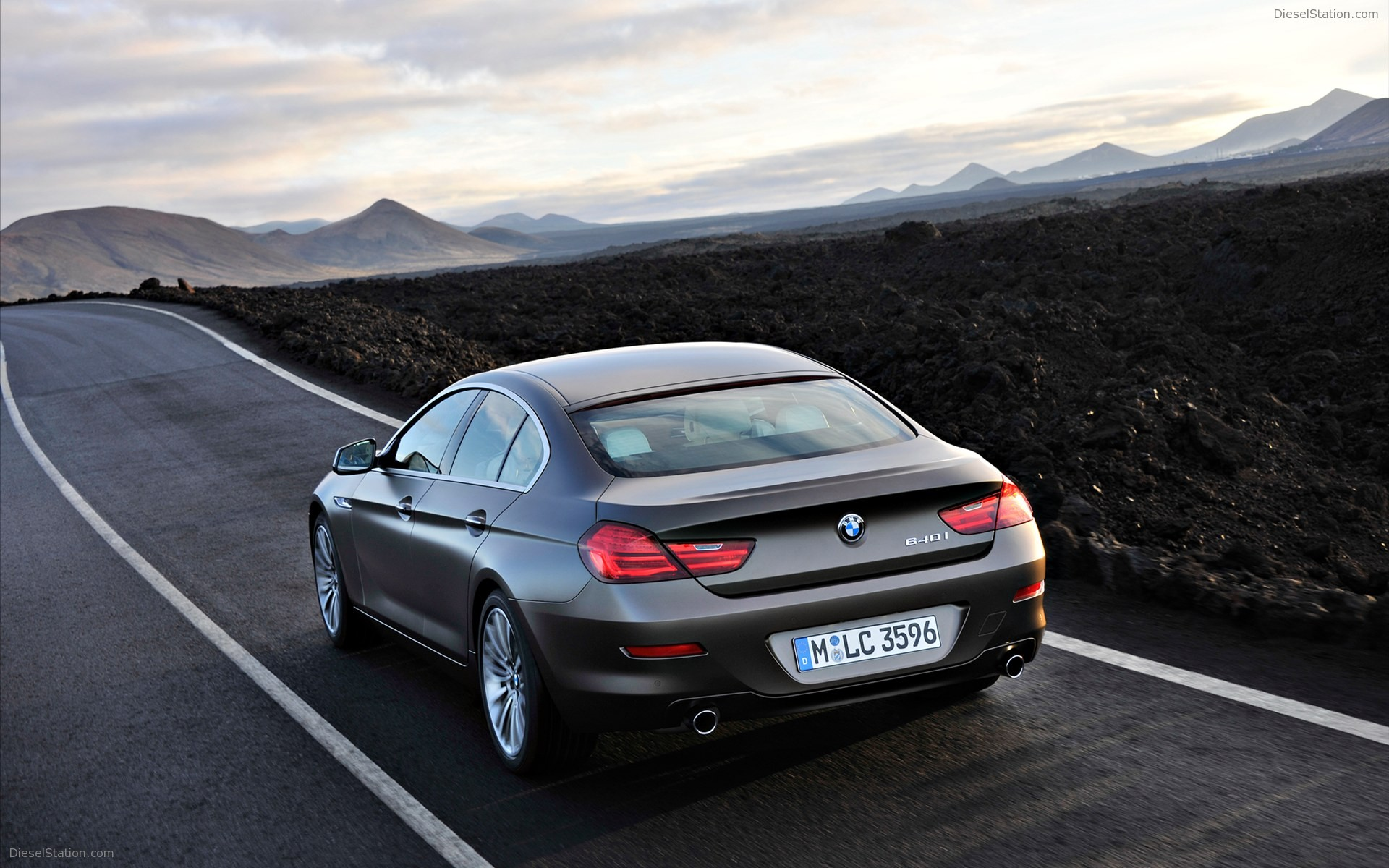 Bmw 6 Series Gran Coupe 2013 Widescreen Exotic Car ...