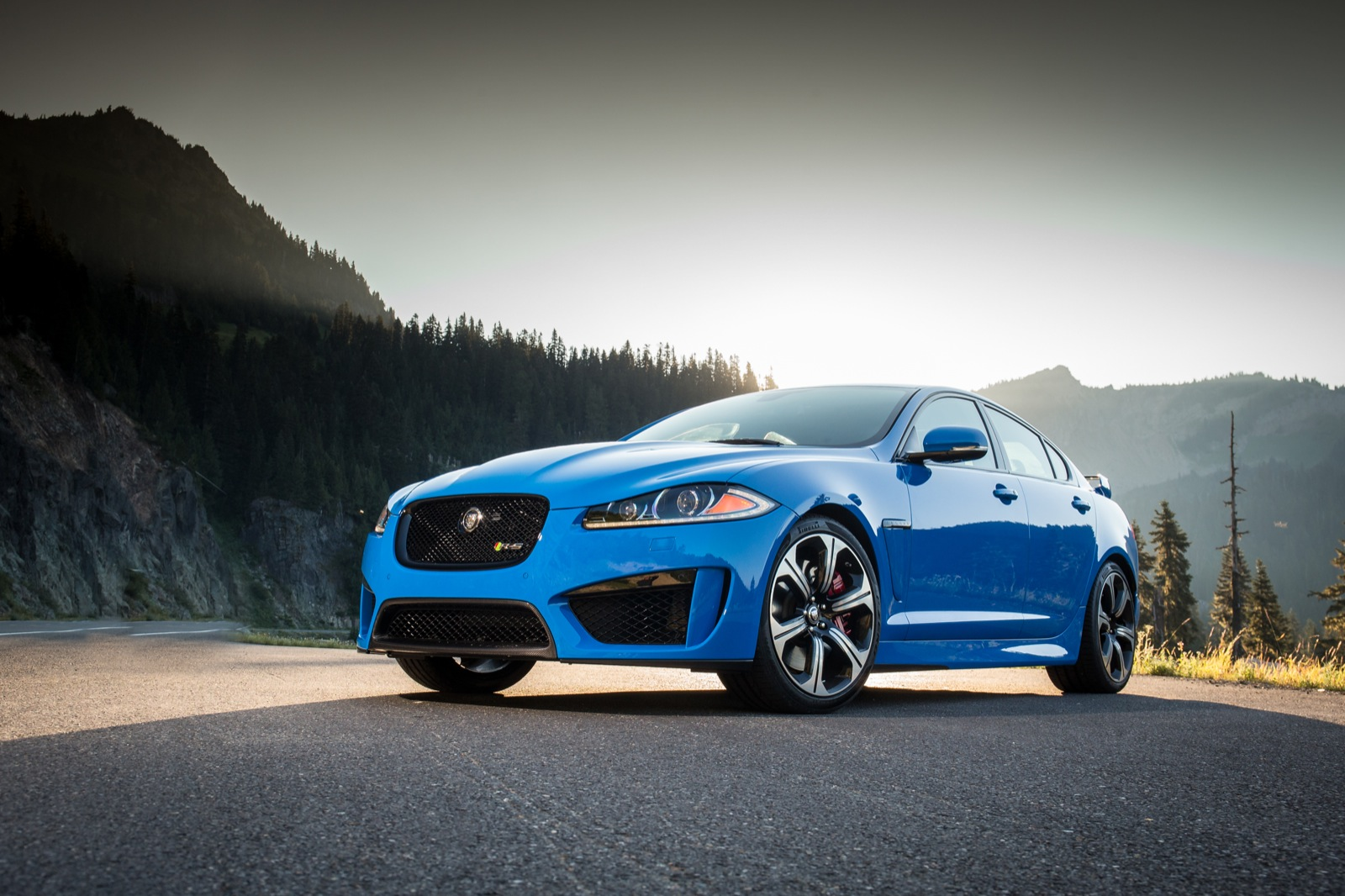 2014 Jaguar Xf Review Ratings Specs Prices And Photos Xfr ...