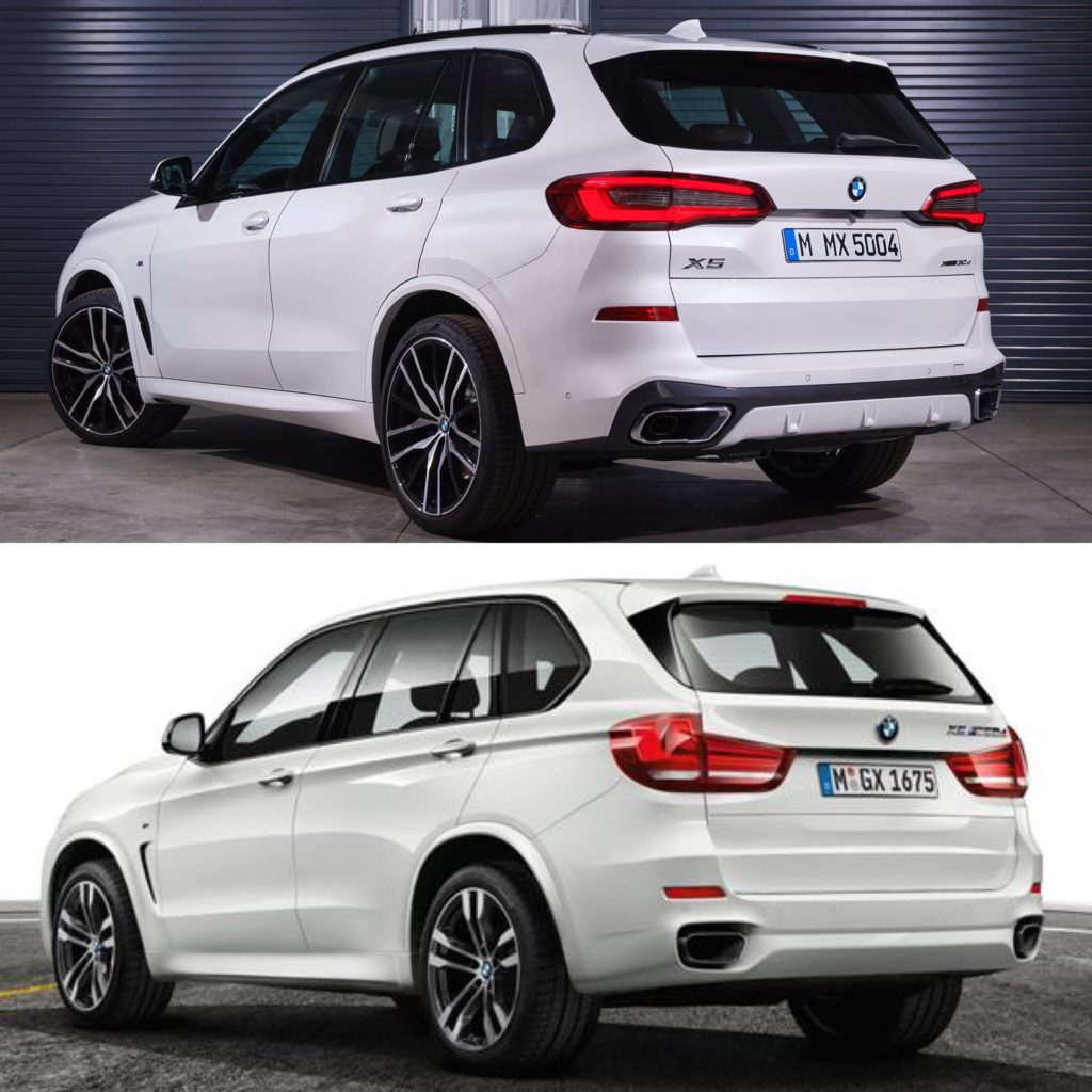 Bmw Of Murray 2019 X5 Compared To 2018 New Photo