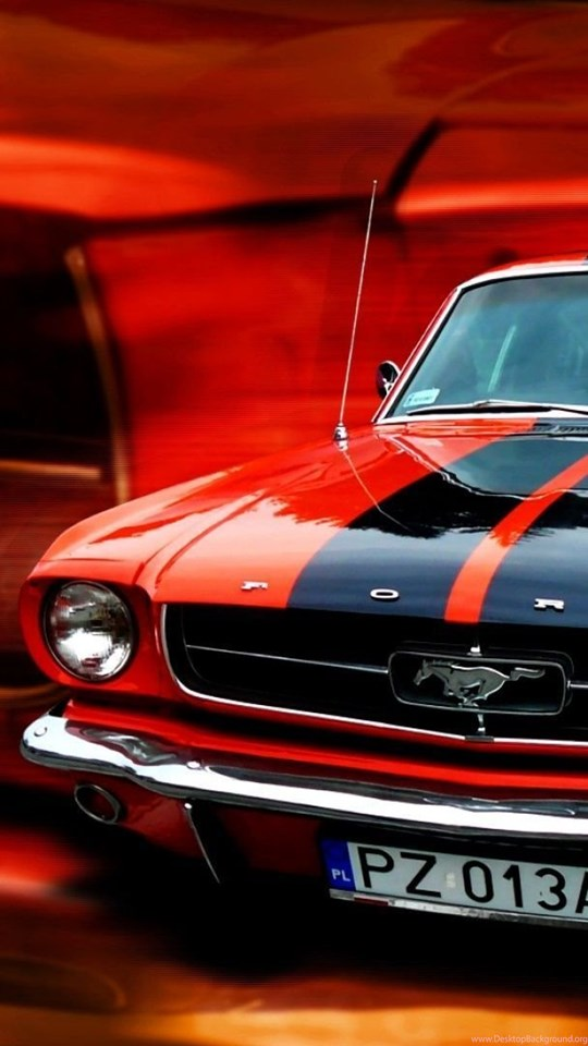 Red Ford Mustang Wallpapers Hd Os Desktop Background
