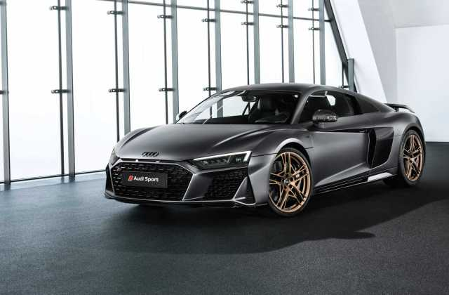2020 audi r8 v10 coupe priced at 169 900 autoevolution images hd - medium