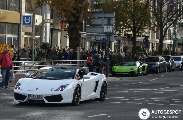 lamborghini gallardo lp560 4 spyder 19 march 2019 autogespot - medium
