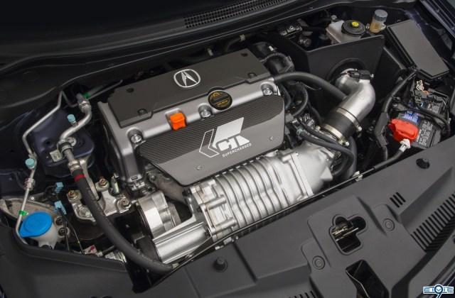 ct supercharged acura ilx at shown off sema show 9th tl tech - medium