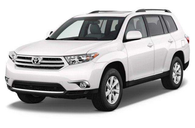 2012 Toyota Highlander Review Ratings Specs Prices And 2014 4 Wheel Drive Cars - Medium