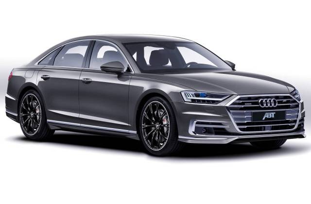 Abt Gives New Audi A8 A Discreet Sporty Touch S8 - Medium