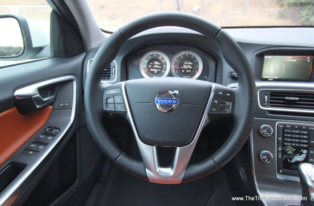 2013 Volvo S60 T5 Awd Interior Sensus Infotainment Vehicles - Medium