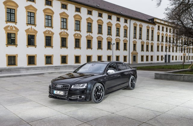 Abt Provides New Audi S8 With 120hp Extra Drivessential - Medium