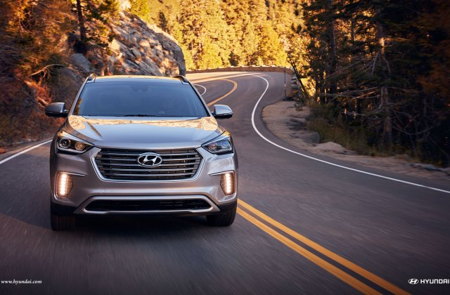 2018 hyundai santa fe 4k hd wallpaper latest cars 2019 image read - medium