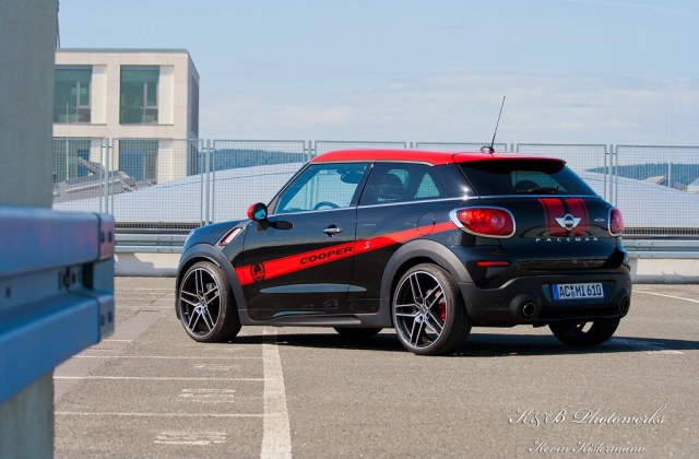 Mini Paceman John Cooper Works Ac Schnitzer Kevin - Medium