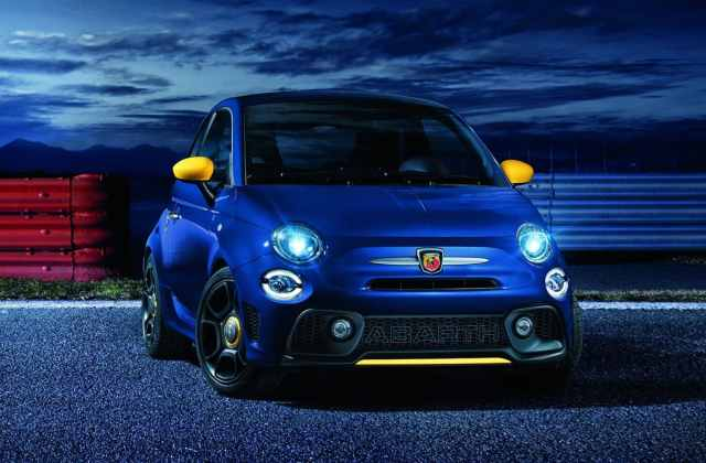 New Features In The 2019 Abarth 595 Range Up To 177 Hp Fiat 500 - medium