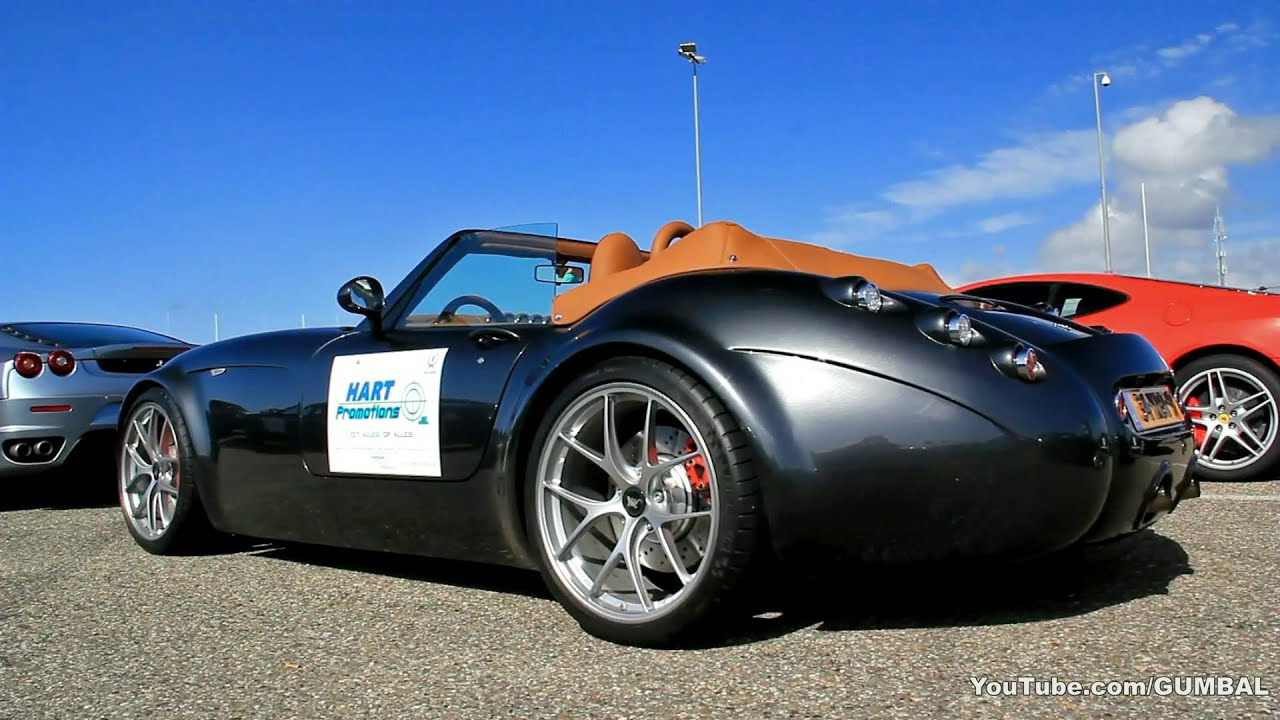 Wiesmann Roadster Mf4 S Lovely Sounds Gt And - Medium