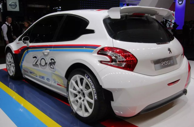 Peugeot 208 gti type r5 arri re - medium