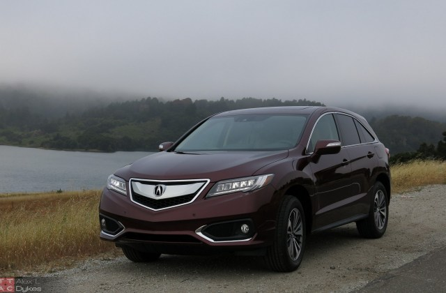 2016 Acura Rdx Interior 009 The Truth About Cars Mdx - Medium