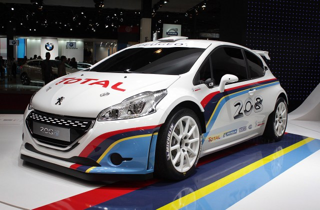 Peugeot 208 type r5 paris 2012 photo gallery autoblog - medium
