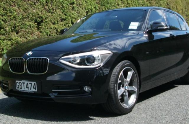 Bmw 118d 2012 Car Review Aa New Zealand 1 Series Special Editions - Medium