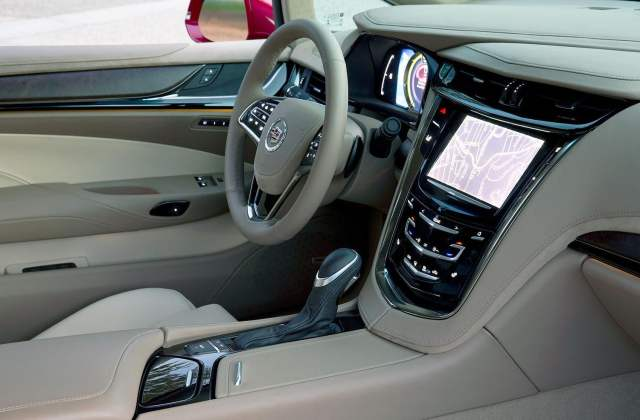 2014 Cadillac Elr Review Digital Trends Heated Steering Wheel - Medium
