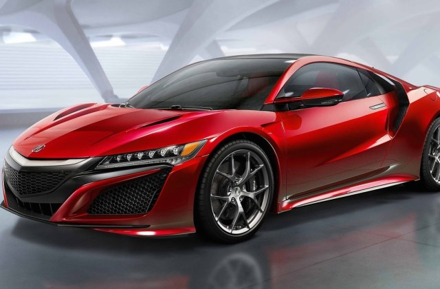 The new acura nsx everything you need to know automall blog cars - medium