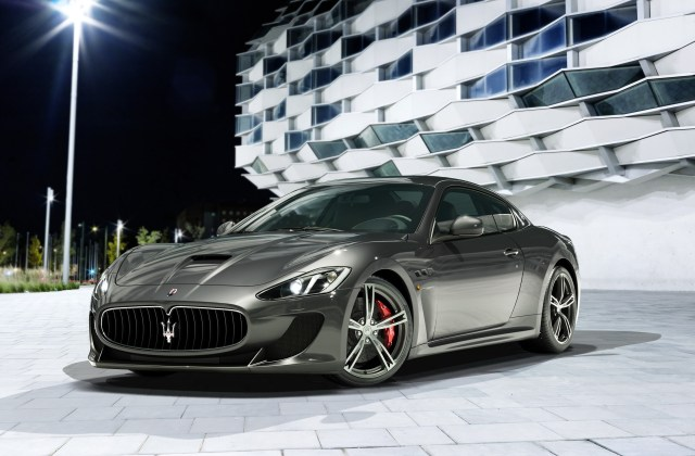 2013 Maserati Granturismo Mc Stradale Top Speed Grancabrio Sport - Medium