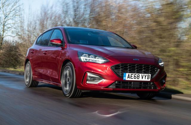 Ford Focus Review 2019 Autocar Photo Of - Medium