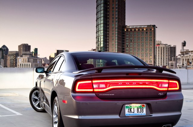 2012 Dodge Charger Rt Enhanced By Beats Photo Of A - Medium