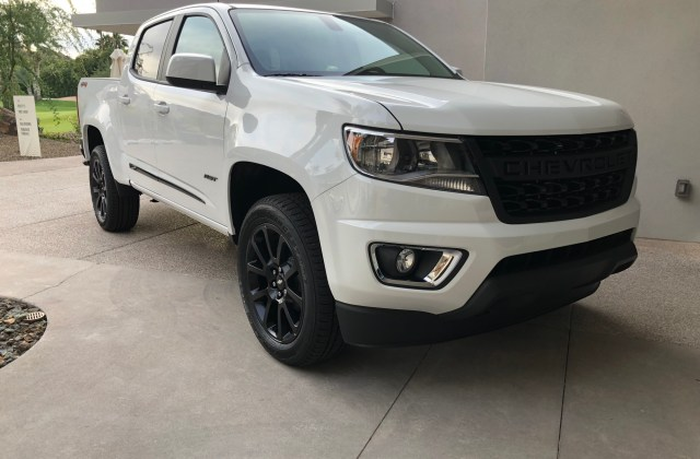 2019 Chevrolet Colorado Rst Live Photo Gallery Gm Authority