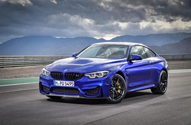 2020 Bmw M4 Coupe Review Trims Specs And Price Carbuzz Photos - Medium