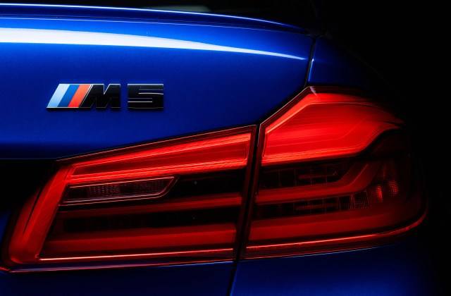 bmw m5 led tail lights 4k wallpapers hd wallpaper for android - medium