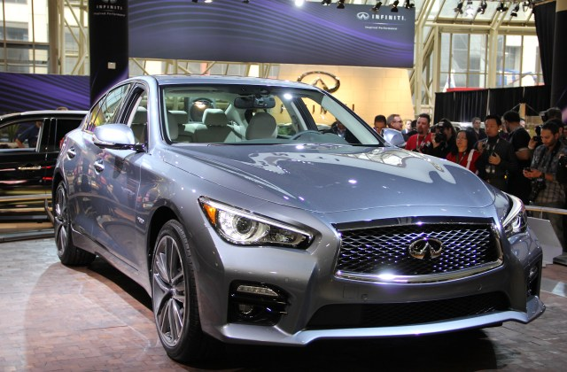 2014 Infiniti G Ii Sedan Pictures Information And Specs - Medium