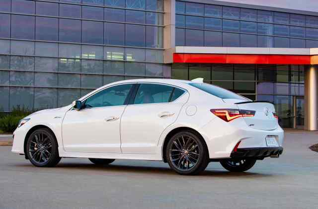 2019 acura ilx a spec first drive finally contender car models - medium