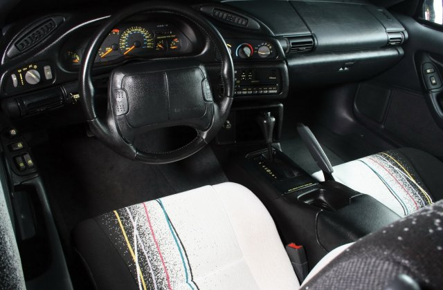 1993 chevrolet camaro z28 indy 500 pace muscle race interior photos - medium
