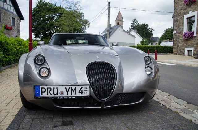 Wiesmann Gt Mf4 A S With Mf5 Front And - Medium
